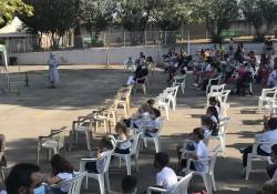 Inaugurato l'anno scolastico a San Severo con il Vescovo ed il Sindaco - IMG_9515_30247ffcefa282c8025e43be887394be