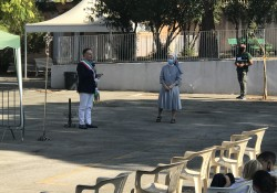 Inaugurato l'anno scolastico a San Severo con il Vescovo ed il Sindaco - IMG_9525_29355953f1403f3374c2ebbf6beece10