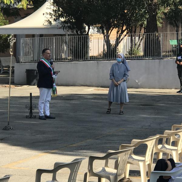 Inaugurato l'anno scolastico a San Severo con il Vescovo ed il Sindaco - IMG_9525_75991b57b30b7ed423734b44826988c0