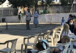 Inaugurato l'anno scolastico a San Severo con il Vescovo ed il Sindaco - IMG_9527_9bb754b261ad3a595280f0116f0be597