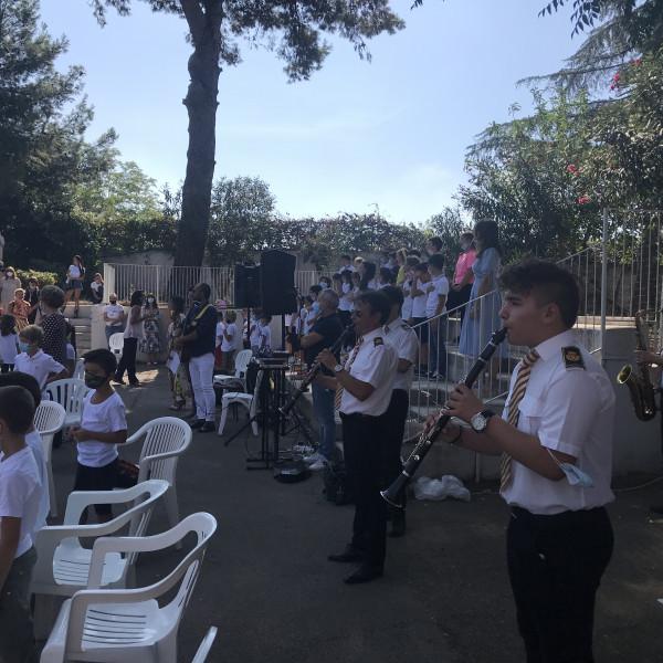 Inaugurato l'anno scolastico a San Severo con il Vescovo ed il Sindaco - IMG_9534_a93d22d8b5787ddb02b30a32943922f2