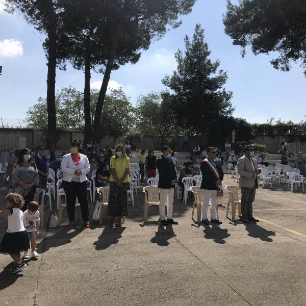 Inaugurato l'anno scolastico a San Severo con il Vescovo ed il Sindaco - IMG_9615_0e5d762f191da51dee17003b55fb42aa