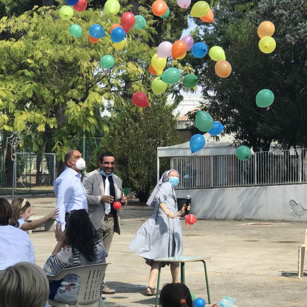 Inaugurato l'anno scolastico a San Severo con il Vescovo ed il Sindaco - IMG_9643_6681d3c27c914c360a7c6c174465c243
