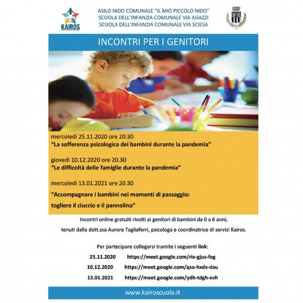 Kairos e Comune di Carate Brianza: iniziative a sostegno delle famiglie - Scuola_1_e5c4997d6630957027ffe090aad0b433