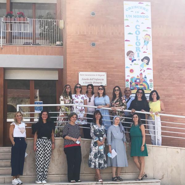 Inaugurato l'anno scolastico a San Severo con il Vescovo ed il Sindaco - doc_5475e80d9ab8a7691b481db3345a0033